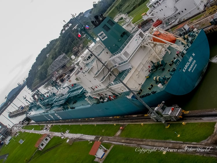 One of the best things to do in Panama City is visit the Panama Canal