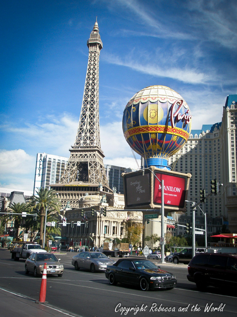 Paris in Vegas?