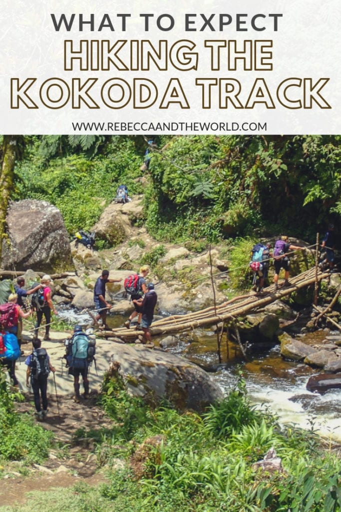 Curious to know what it's like to trek Kokoda? This guide walks you through day by day what to expect when hiking the Kokoda Track in Papua New Guinea. The Kokoda Trail is one of the most challenging treks - but also very rewarding. | #kokoda #kokodatrack #kokodatrail #trekkokoda #hiking #trekking #papuanewguinea #PNG #WW2 #history