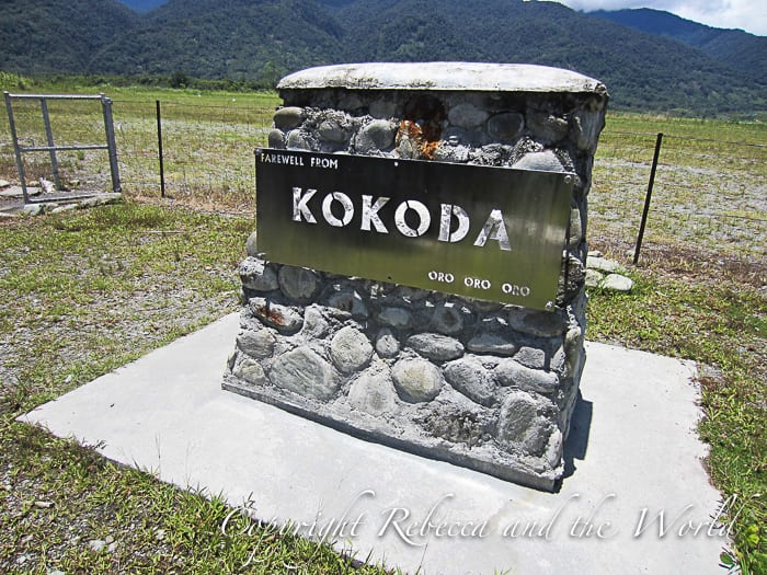 Kokoda - with tags-111