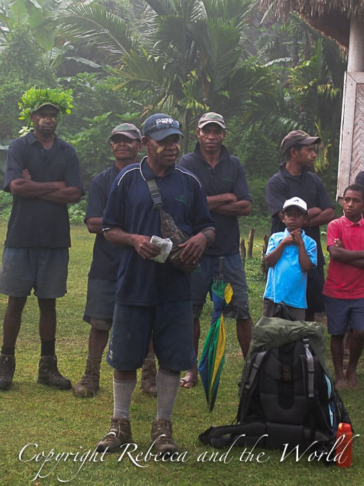 Kokoda - with tags-92