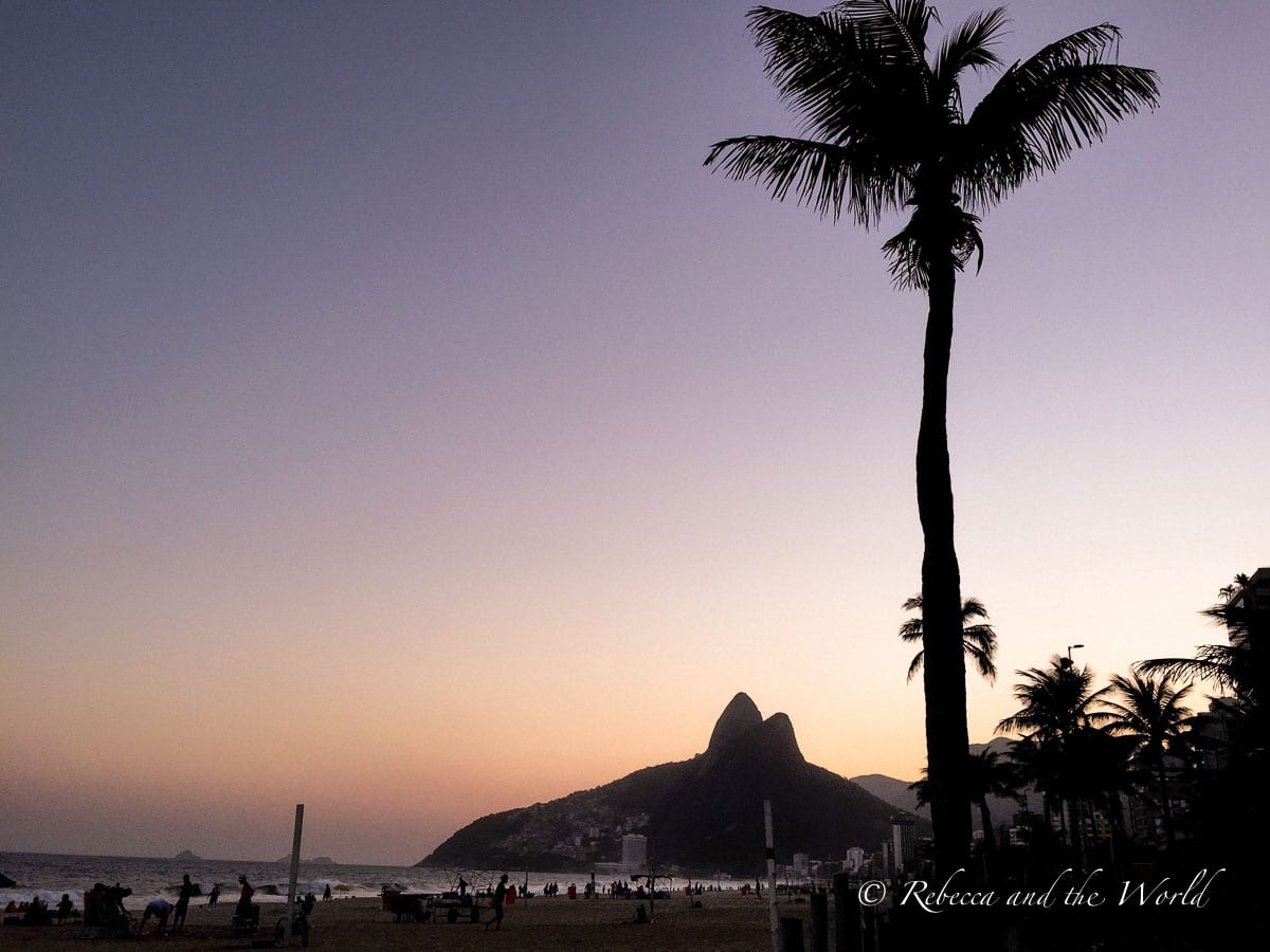 A visit to Rio de Janeiro in Brazil should be on everyone's bucket list