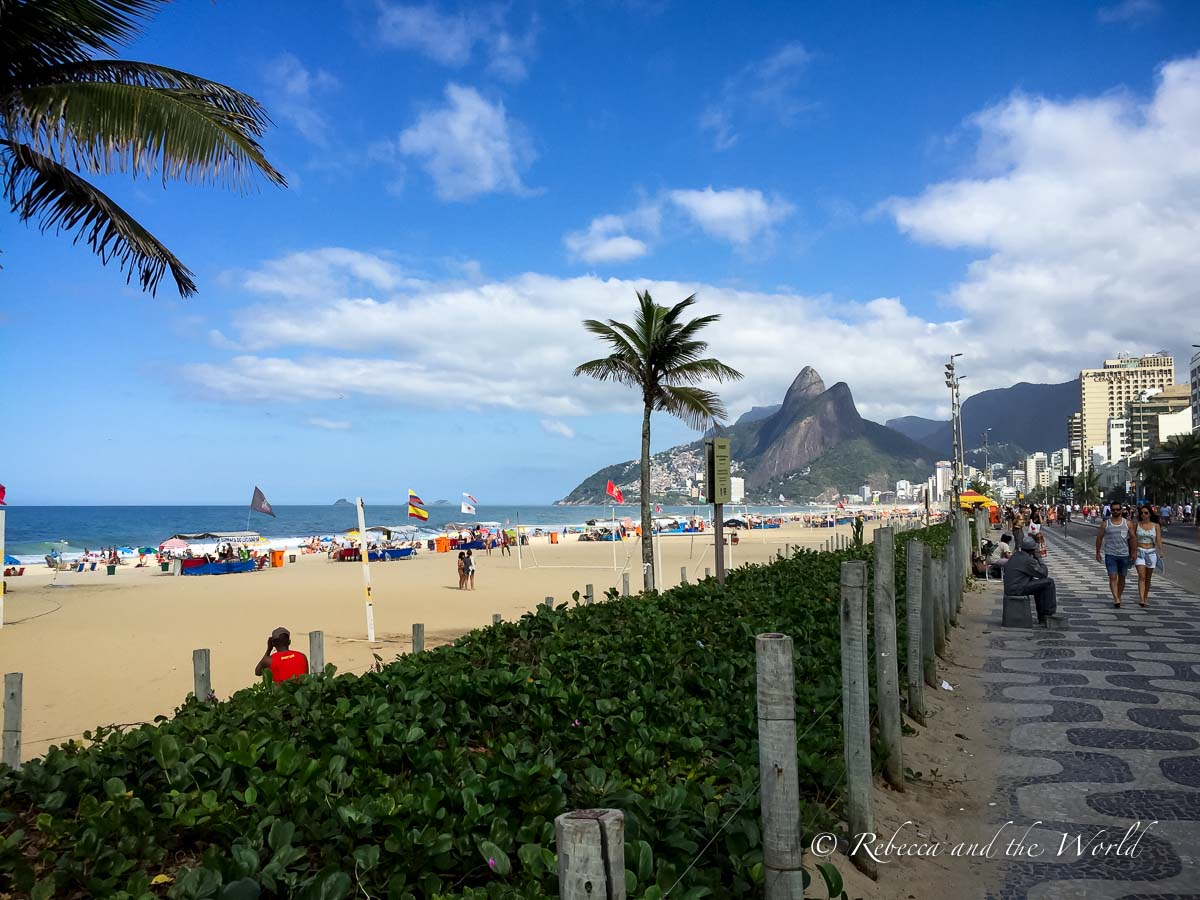 Rio de Janeiro is one the best places to visit in Brazil, and there's plenty to do in 3 days