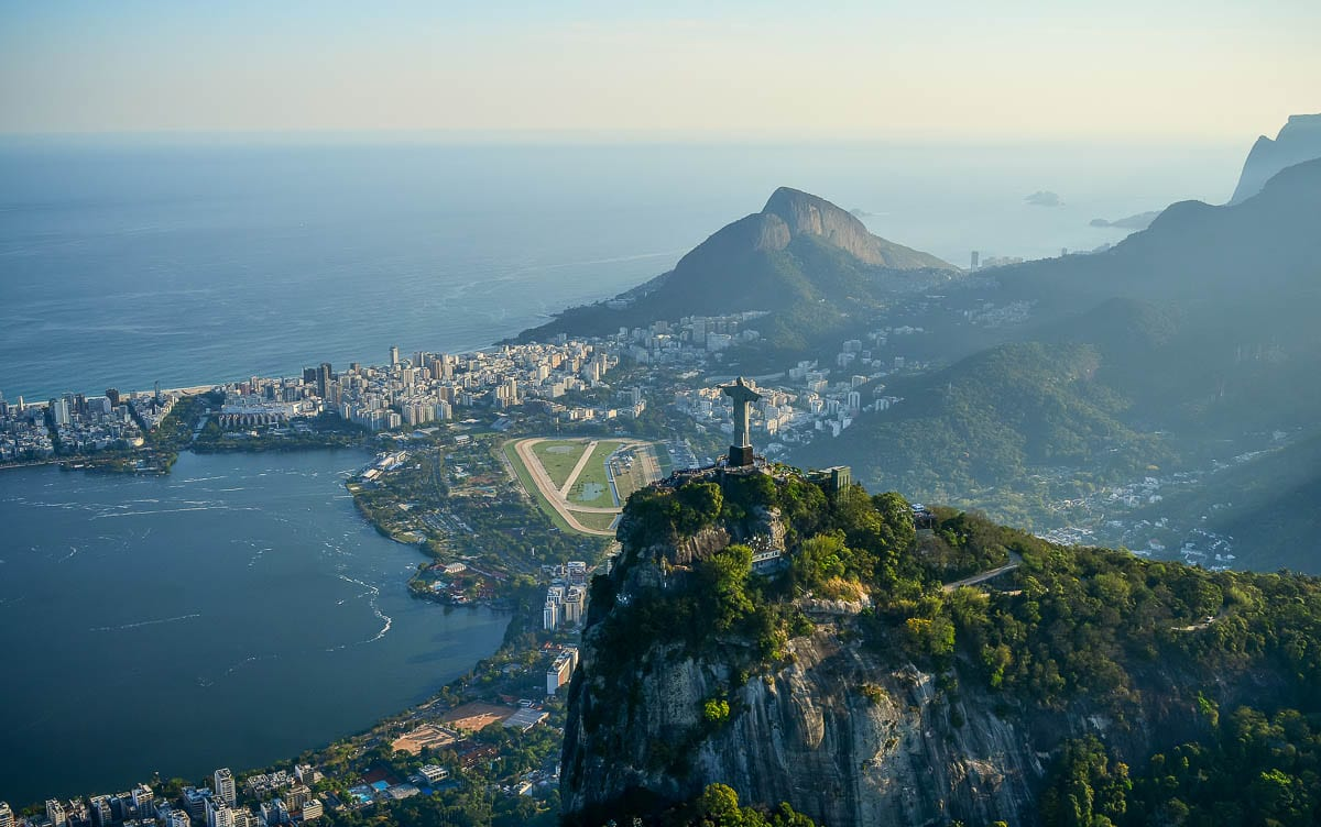 Rio de Janeiro is one of the most beautiful cities in the world