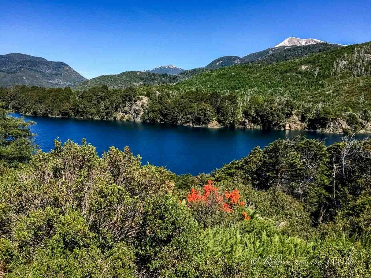 The Ruta de los 7 Lagos - or Road of the Seven Lakes - in Argentina is a spectacular road trip