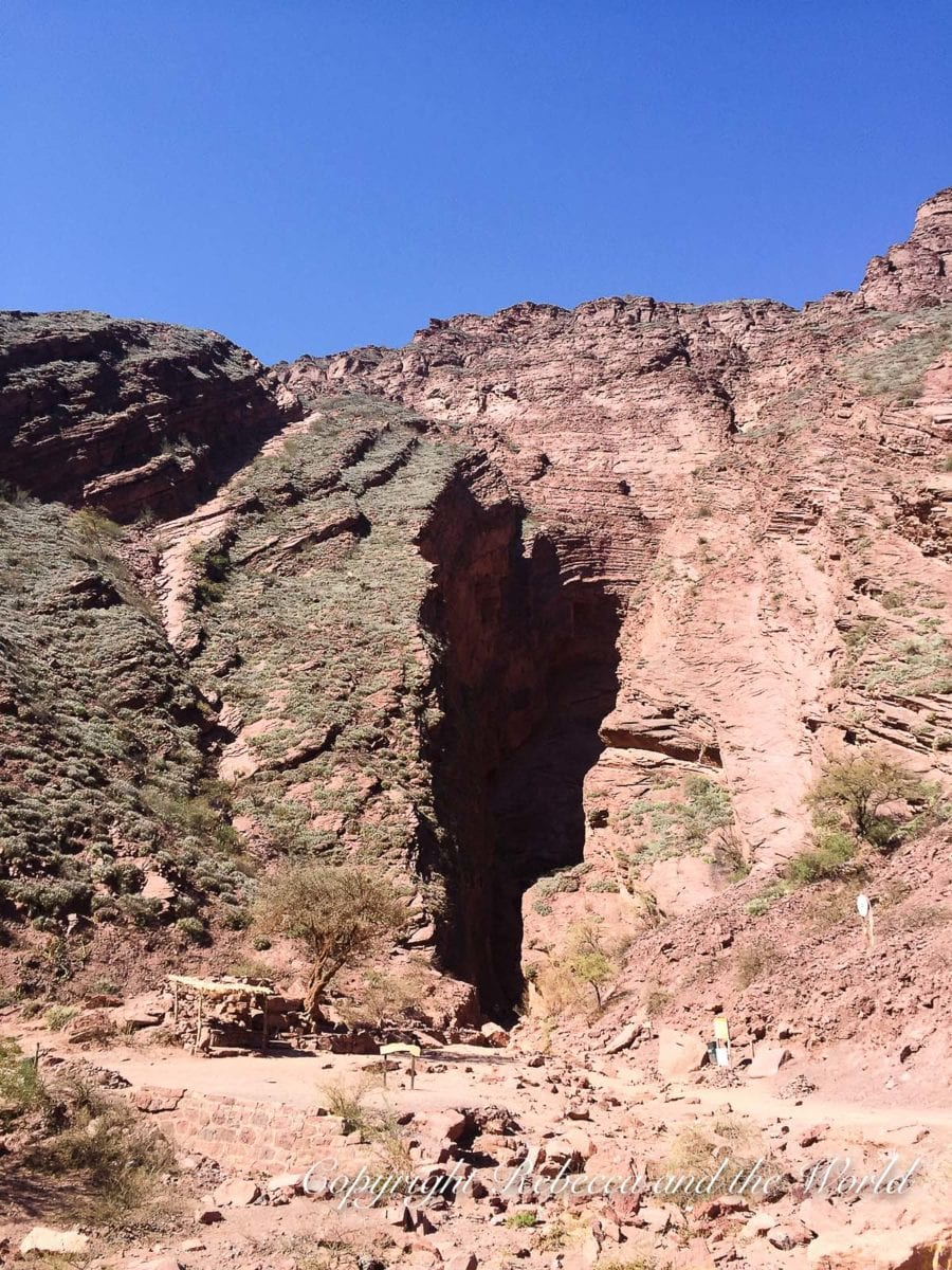 The final day of the north Argentina road trip will see you driving past amazing rock formations and landscapes