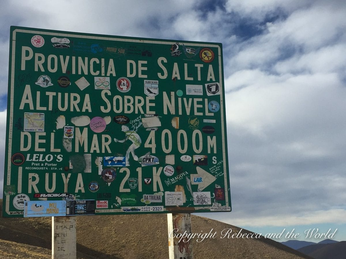 Getting to Iruya in northern Argentina is a challenge, but worth it