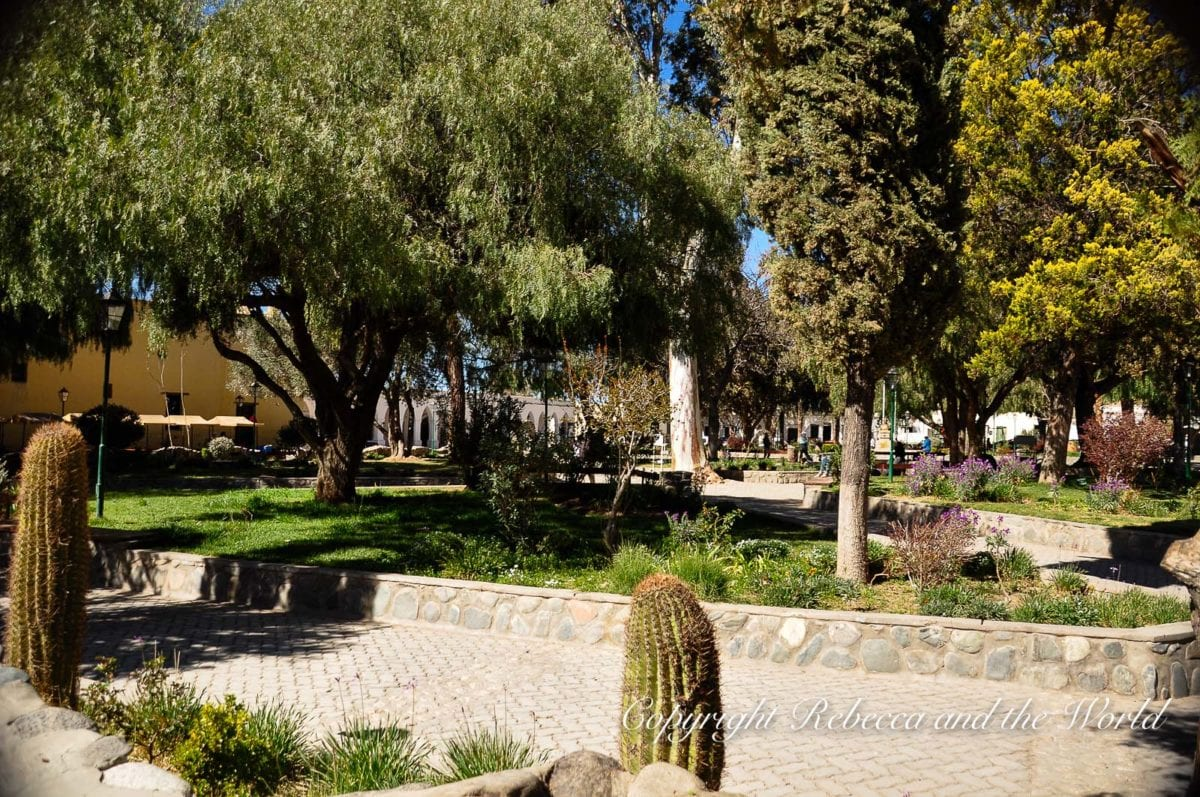 Cachi is a charming village in north Argentina that's worth a day or two