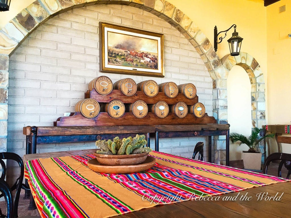 Cafayate is Argentina's best-kept wine secret. Home of the delicious Torrontes wine, you can spend a few days exploring Cafayate's wineries by bike or car.   #argentina #cafayate #salta #northargentina #wine #argentinewine #argentinawineries #torrontes