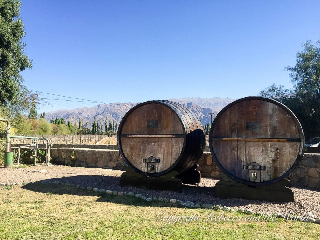wineries north argentina