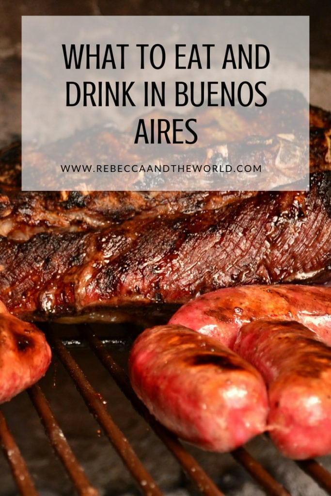 Visiting Buenos Aires? Here's your guide to the best bars and restaurants in Buenos Aires. From casual eats to steak restaurants to fine dining, you'll find something here for all tastes and budgets. #buenosaires #argentina #whattodoinbuenosaires #buenosairesfood #buenosairesrestaurants #buenosairesbars #food #drink #wine #southamerica