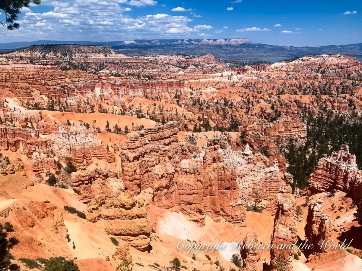 Bryce Canyon National Park is top of my list of the best Utah national parks