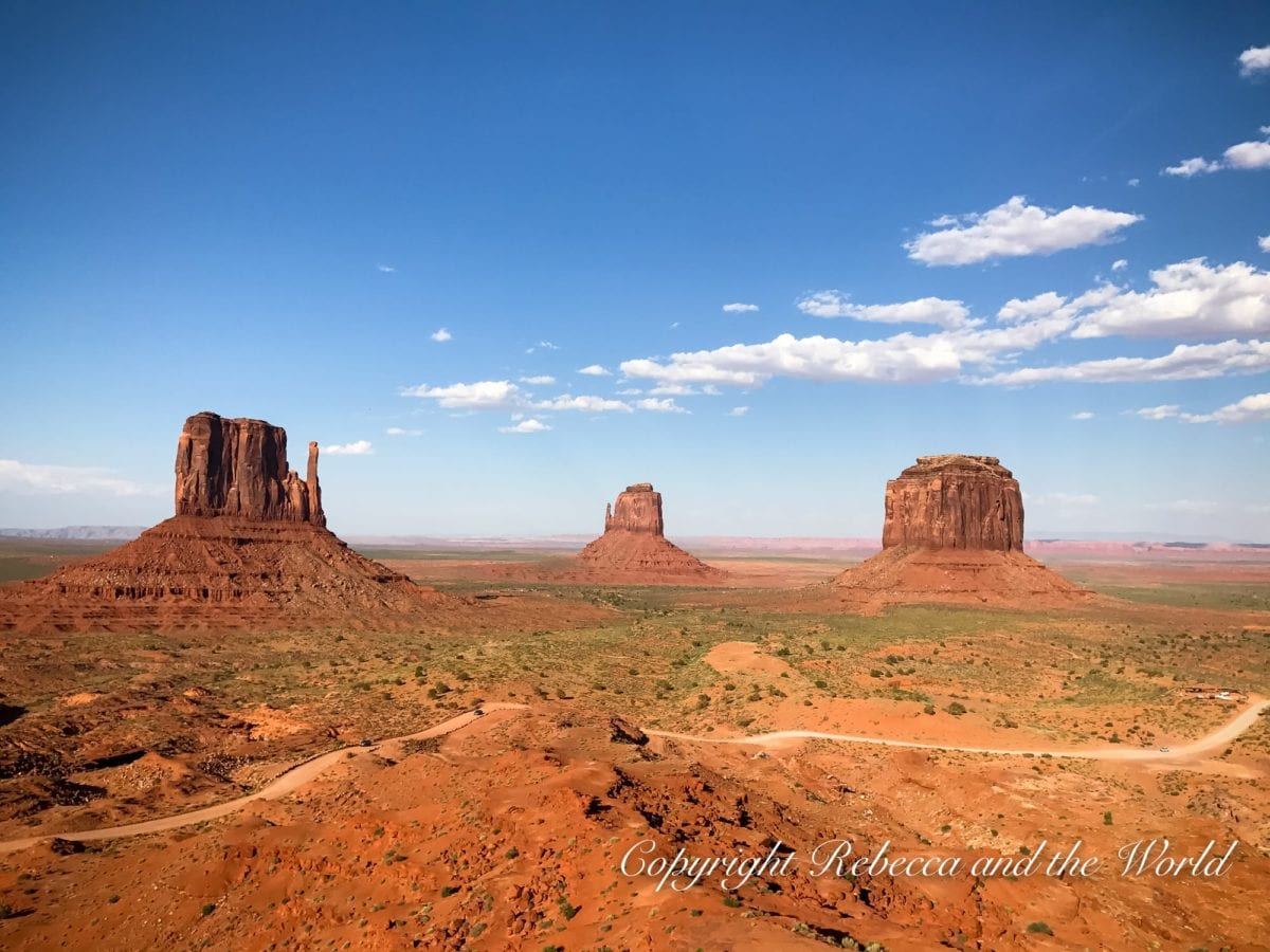 Monument Valley is instantly recognisable as a location for the filming of many movies