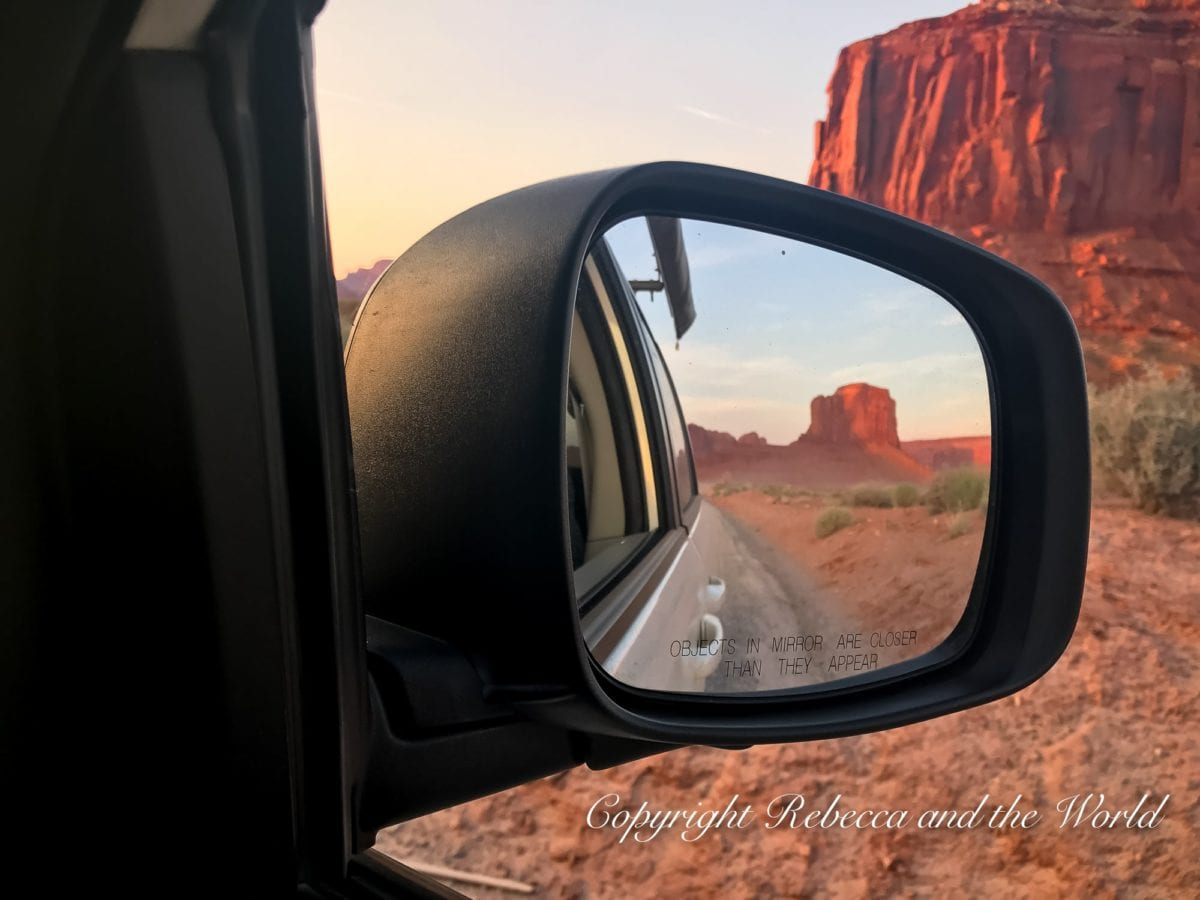 Take a drive through Monument Valley at sunset - it's one of the best places to visit in Arizona