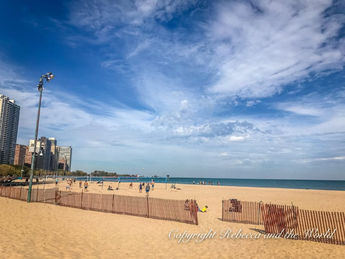 Right on Lake Michigan, Chicago has several beaches, so if you're visiting the city during the warmer months, add these to your Chicago itinerary