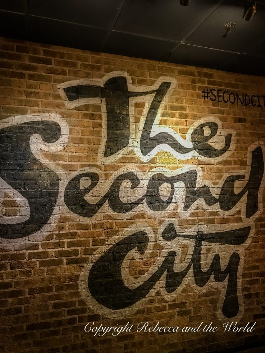 The Second City is a comedy club that's launched the career of many famous comedians - it's one of the best things to do at night in Chicago