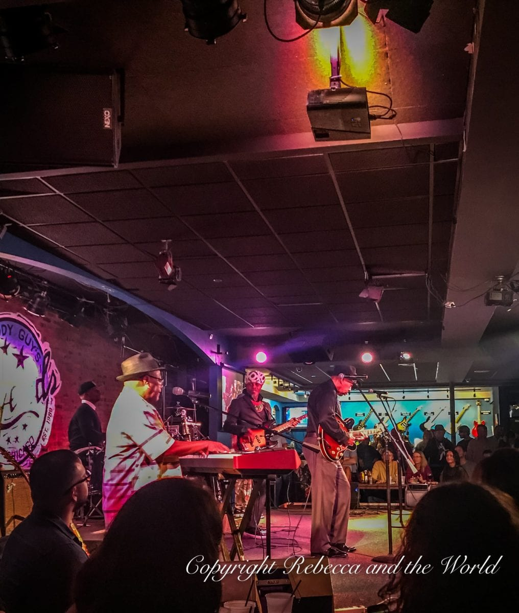 Buddy Guy's Legends is a fun night out of blues music