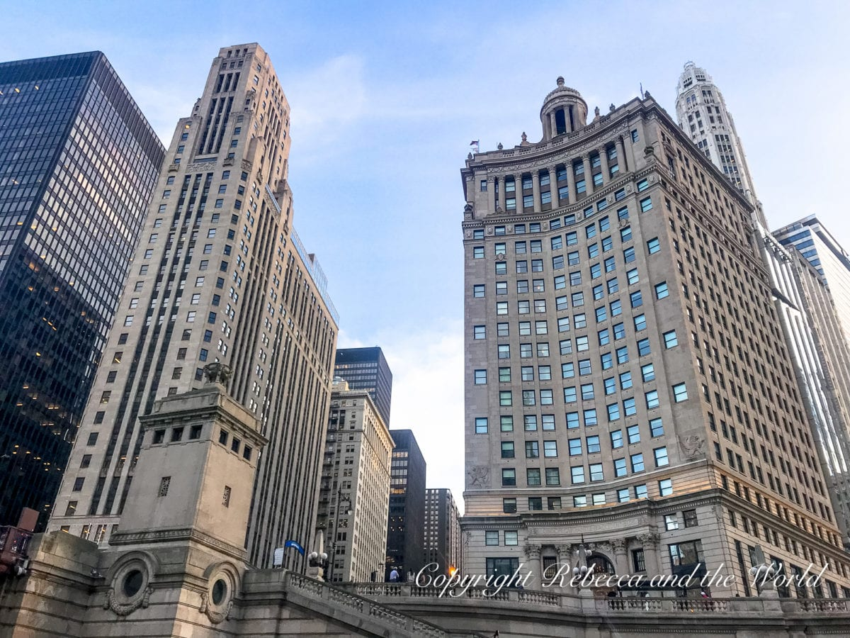 Chicago's architecture is famous, and the best way to see it is on a river cruise