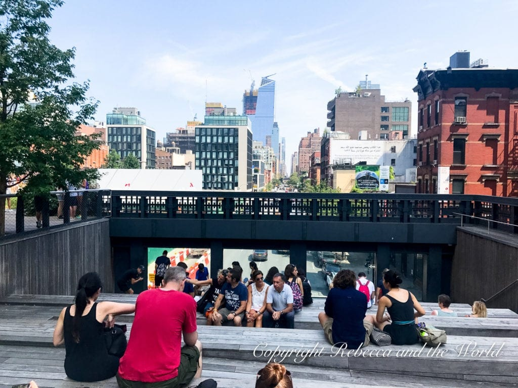 72 hours in New York City