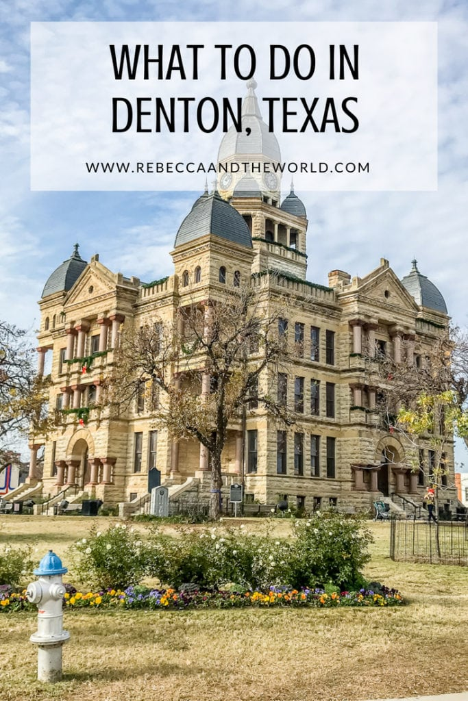 things to do in denton texas the perfect day trip from dallas. Black Bedroom Furniture Sets. Home Design Ideas
