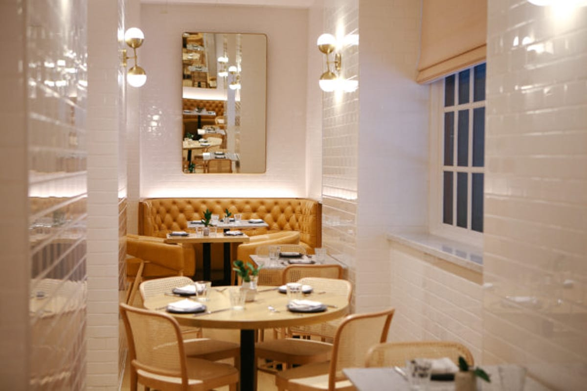 Date night is a special occasion at City Hall Bistro, one of the romantic restaurants in Dallas
