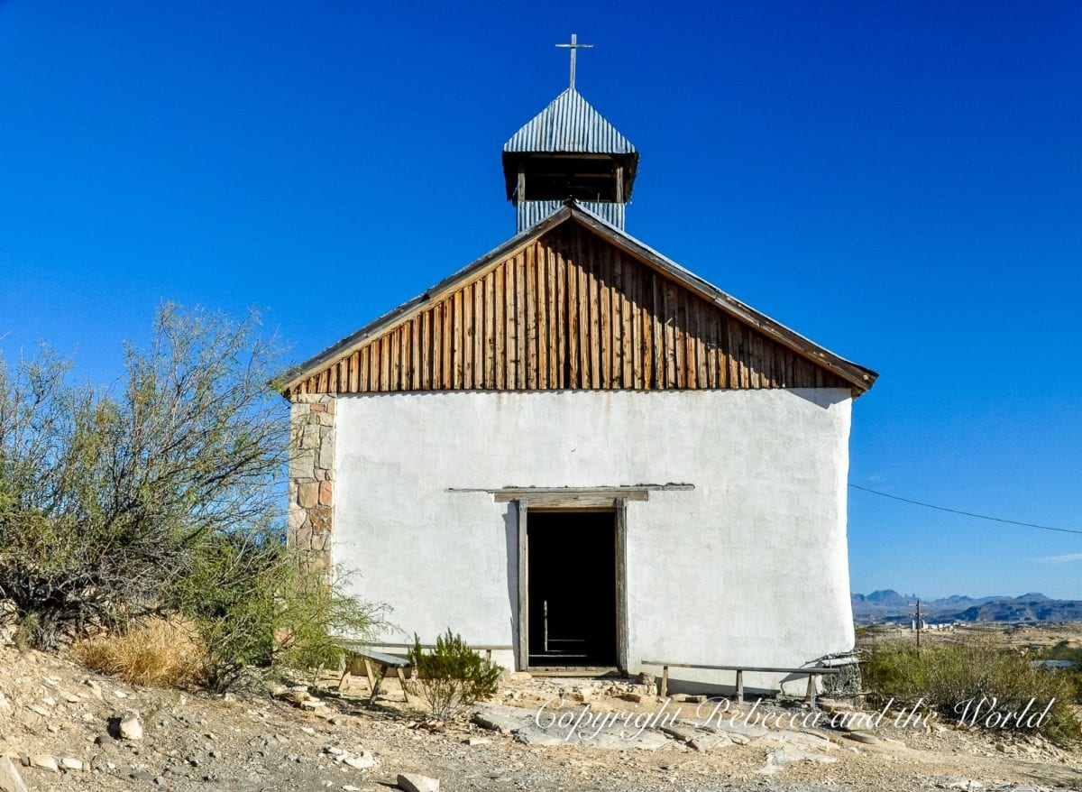 Exploring the Terlingua ghost town is one of the best things to do in West Texas