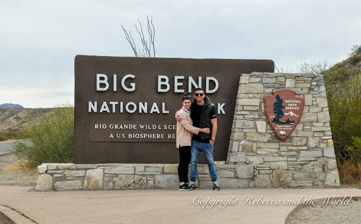 Visiting Big Bend National Park is one of the essential things to do in West Texas
