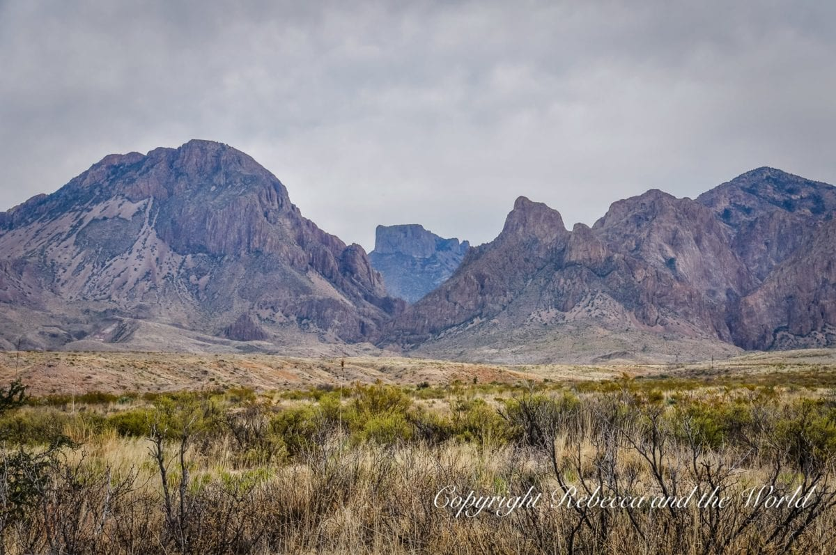 The views make Big Bend National Park one of the most beautiful places in Texas
