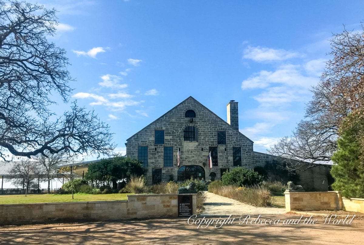 The wineries in Fredericksburg, TX, are a highlight of a visit to this charming town in the Texas Hill Country