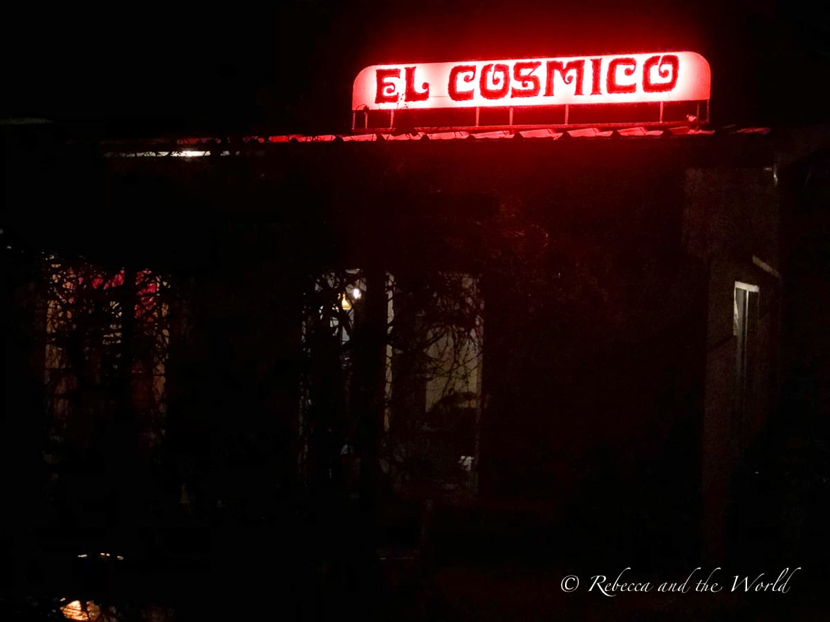 El Cosmico is one of the coolest places to stay in West Texas