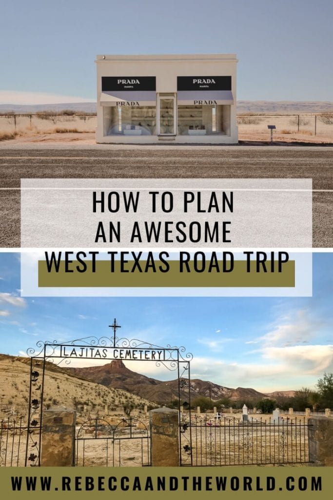 A West Texas road trip is easily one of the best trips to take in Texas. There are so many things to do in West Texas, and this guide highlights the best, plus where to stay and travel tips. | #westtexas #thingstodoinwesttexas #westtexasroadtrip #usatravel #roadtrip
