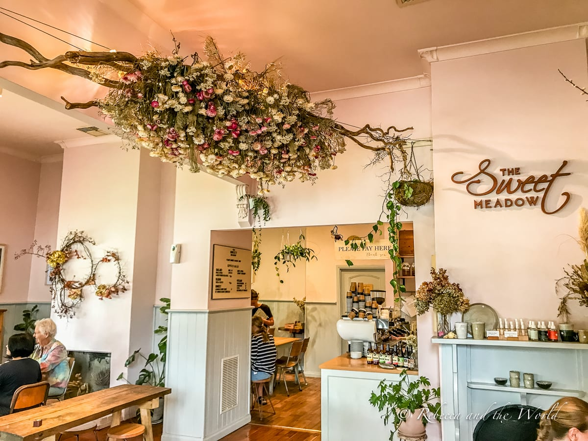 Wondering where to eat in Echuca, Victoria? The Sweet Meadow serves delicious and healthy vegetarian meals