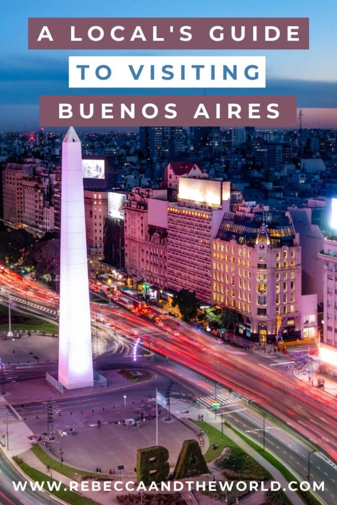 Only got 3 days in Buenos Aires? This local's Buenos Aires itinerary will help you plan your trip so you see, do and eat the best things Buenos Aires has to offer. | Buenos Aires Itinerary | 3 Days in Buenos Aires | Visit Buenos Aires | Visit Argentina | Things To Do in Buenos Aires | What To Do in Buenos Aires | Buenos Aires Attractions | Buenos Aires Must Do | Buenos Aires Travel | Visit Argentina | Argentina Travel | Buenos Aires Travel Guide | #BuenosAires #Argentina #SouthAmericaTravel