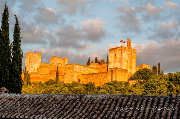 The Alhambra is one of the best things to see in Spain - but make sure you buy tickets for the Alhambra well in advance