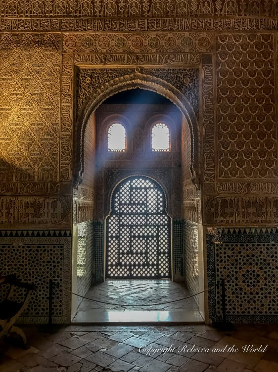 Visiting the Alhambra in Granada is one of the best things to do in Spain - just make sure to buy tickets to the Alhambra well in advance