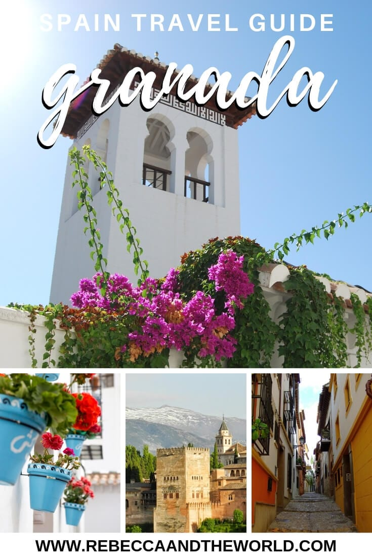 The best things to do in Granada in two days | Rebecca and