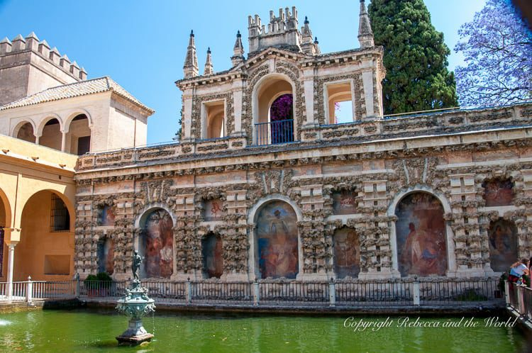 The Real Alcazar is one of the most beautiful places to see in Seville - it was even used as a filming location for Game of Thrones