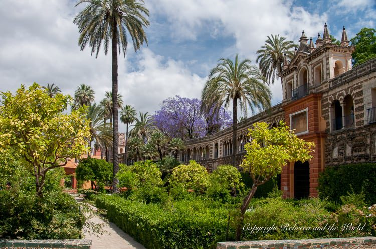 The Real Alcazar is one of the top Seville tourist attractions - you must add it to your Seville itinerary