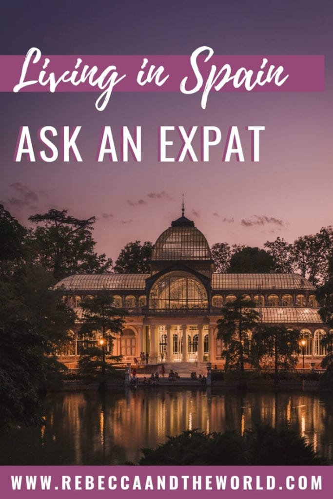 In this edition of Expat Tales, meet Dina Dubinsky, a globe-trotting PR professional now based in Madrid, Spain. She shares her tips for navigating expat life and settling in to a new country and culture. #expat #expatlife #madrid #spain #spainexpats #usexpats