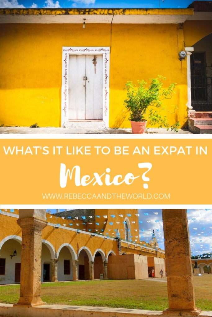 Ever wondered what it's like to be an expat in Mexico? In this edition of Expat Tales, meet Cassie Pearse, a UK freelance writer living with her family in the Yucatan.   #moveoverseas #moveabroad #howtobeanexpat #expat #expatlife #mexico #yucatan #mexicoexpats #ukexpats