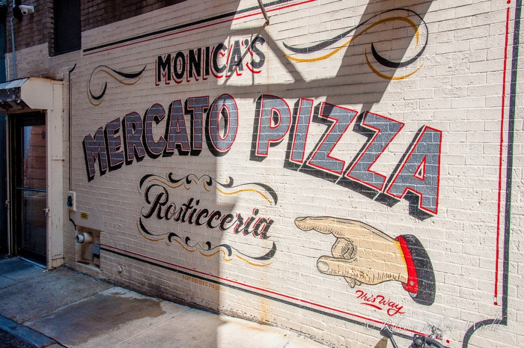 Monica's salumeria in Boston's North End is home to one of the best sandwiches I've ever eaten