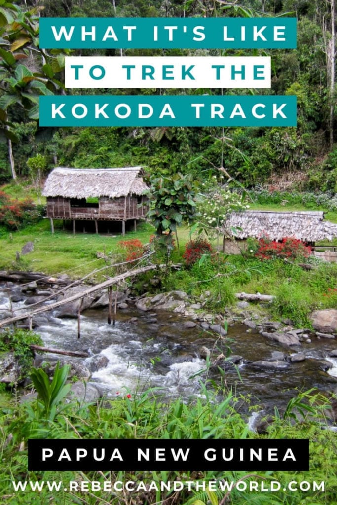 What's it like to trek Kokoda? This challenging hike in Papua New Guinea is worth the effort. This post explains day by day what to expect when hiking the challenging Kokoda Track in Papua New Guinea. | Kokoda Track | Kokoda Trail | Trek Kokoda | Hiking | Papua New Guinea | PNG | Visit Papua New Guinea | PNG Travel | PNG Tourism | Papua New Guinea Travel | Papua New Guinea Travel Guide | Papua New Guinea Travel Destinations | #papuanewguinea