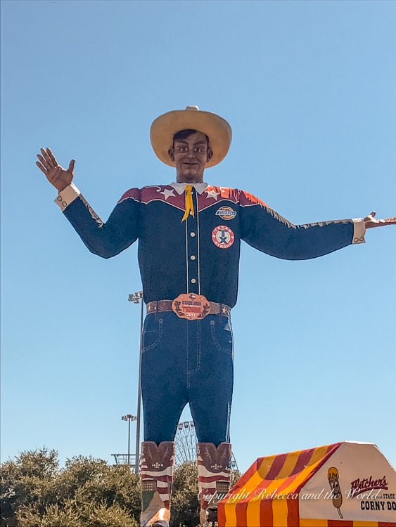 One of the best times to visit Dallas is during the Texas State Fair