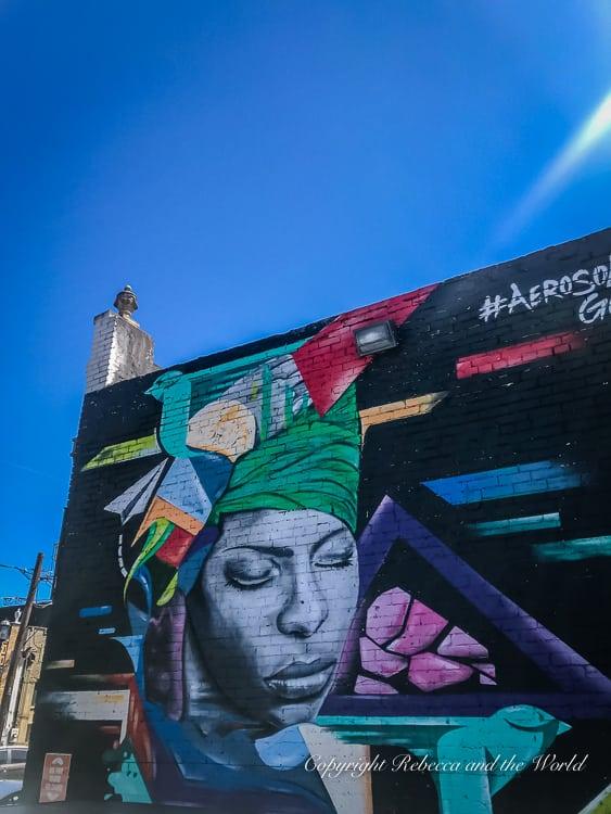Deep Ellum is one of the coolest neighbourhoods in Dallas to visit