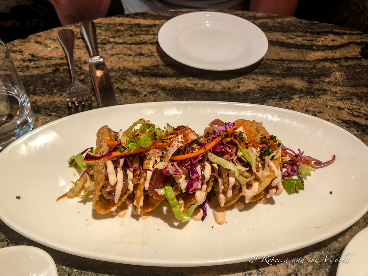Grab a casual meal at El Dorado Kitchen in Sonoma