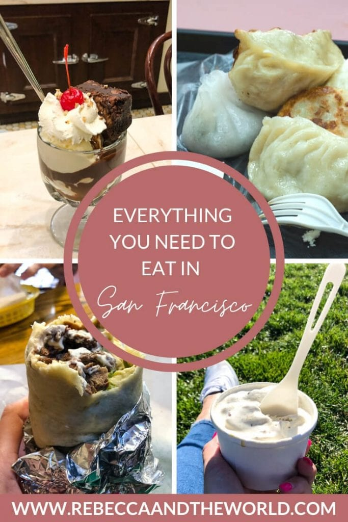A weekend in San Francisco and Sonoma is a great way to try all the delicious food in these two cities. From what to eat in San Francisco to the best restaurants in Sonoma, check out this foodie guide to San Francisco and Sonoma. | #sanfrancisco #sonoma #foodie #foodietravels #whattoeatinsanfrancisco #bestrestaurants #citytravel #california #unitedstates #usa #food #wine #wheretoeat #placestoeat