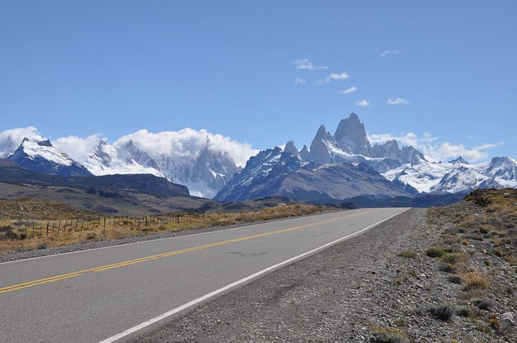 For more adventurous couples, consider a honeymoon in Patagonia. In Argentina, El Chalten and El Calafate are great options.