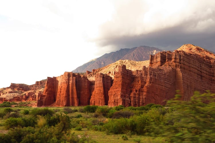 The north of Argentina is one of the best honeymoon spots in Argentina, with culture and stunning landscapes