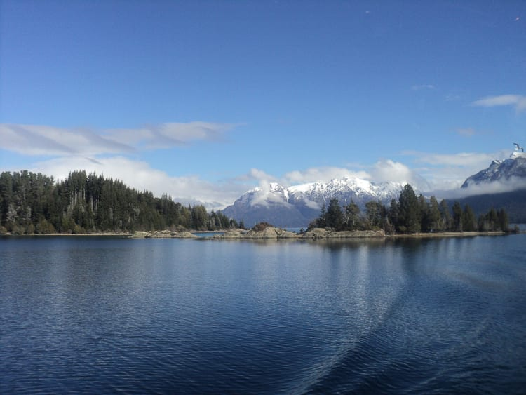 In northern Patagonia, it doesn't get more romantic than Bariloche. It's one of the most romantic places in Argentina.