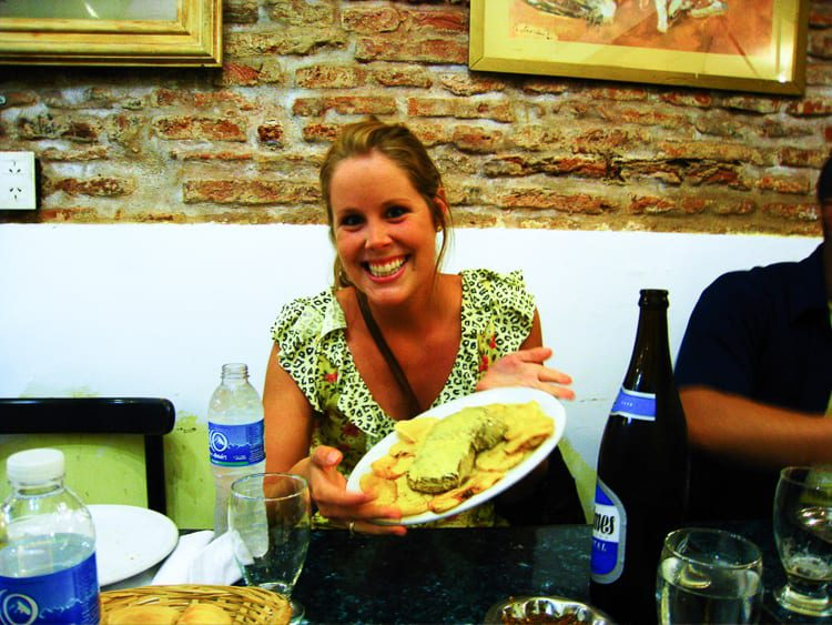 Expat Tales: Erin Mushaway, Texan in Argentina | Rebecca and